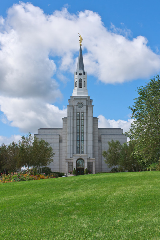 Boston Temple