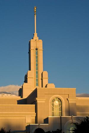 Mount Timpanogos Temple