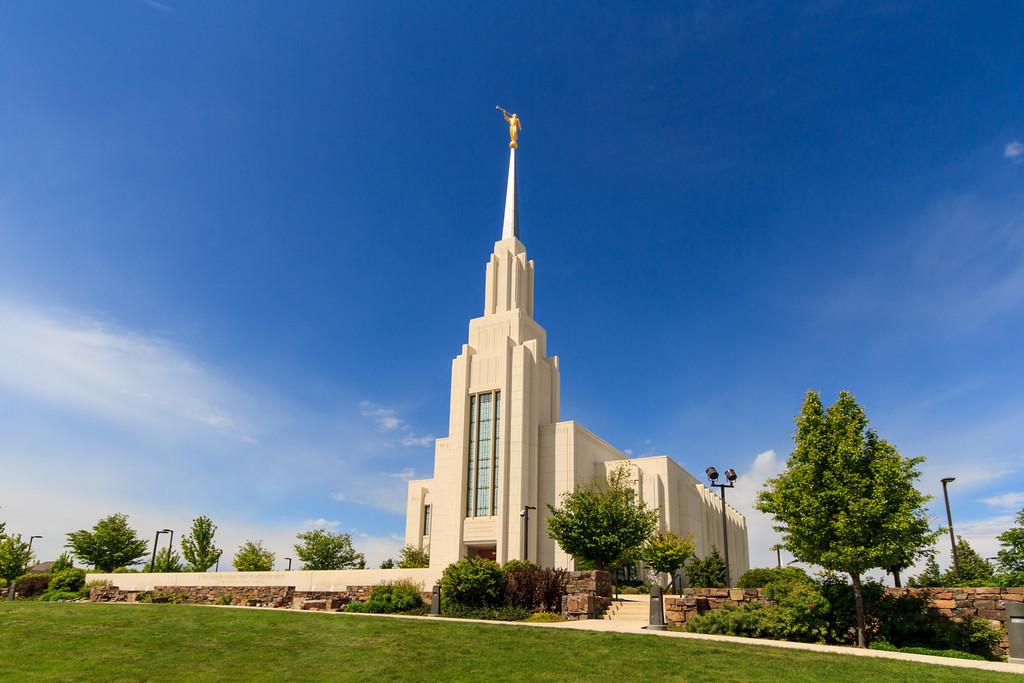 Twin Falls Idaho Temple